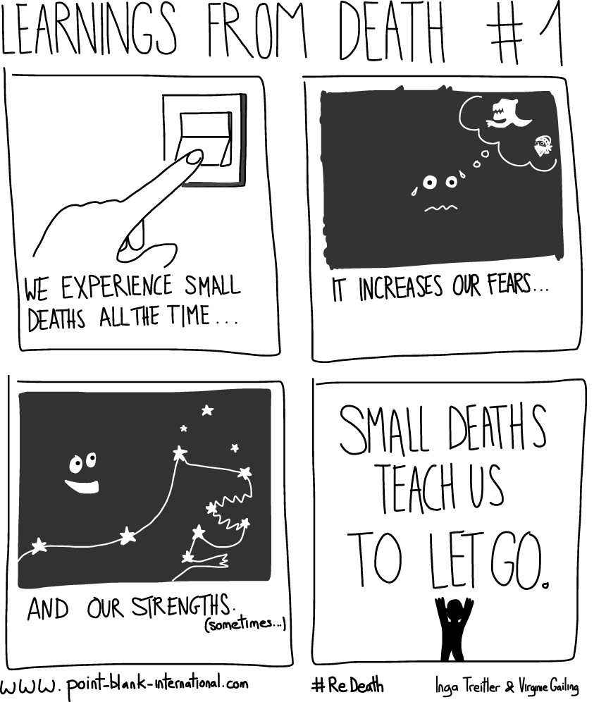 learning from death #1