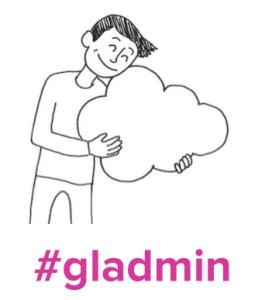#gladmin