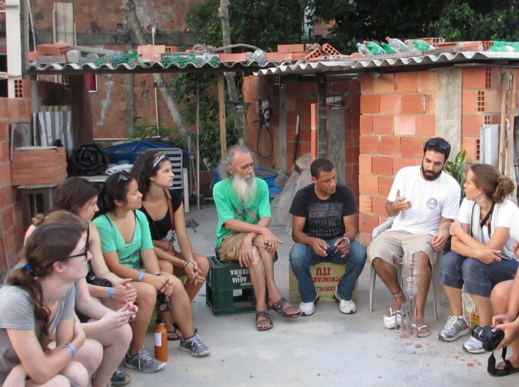 Pratt Visits Rosinha by Catalytic Communities via Flickr, CC BY-NC-SA 2.0