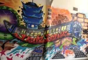 Mural, Internet Week NYC