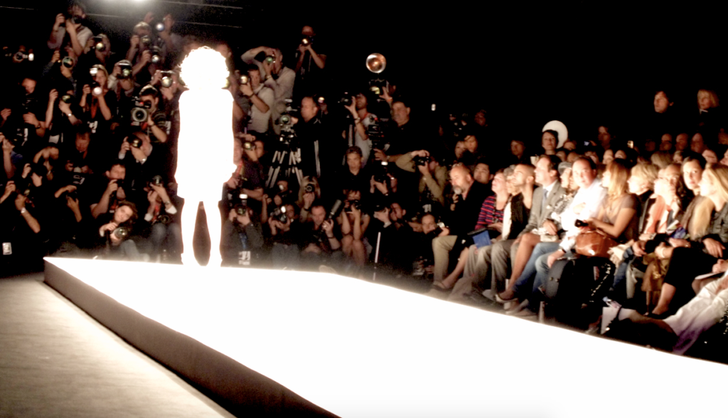 Farrukh - Over exposed @ Lonon Fashion Week CC BY-NC 2.0