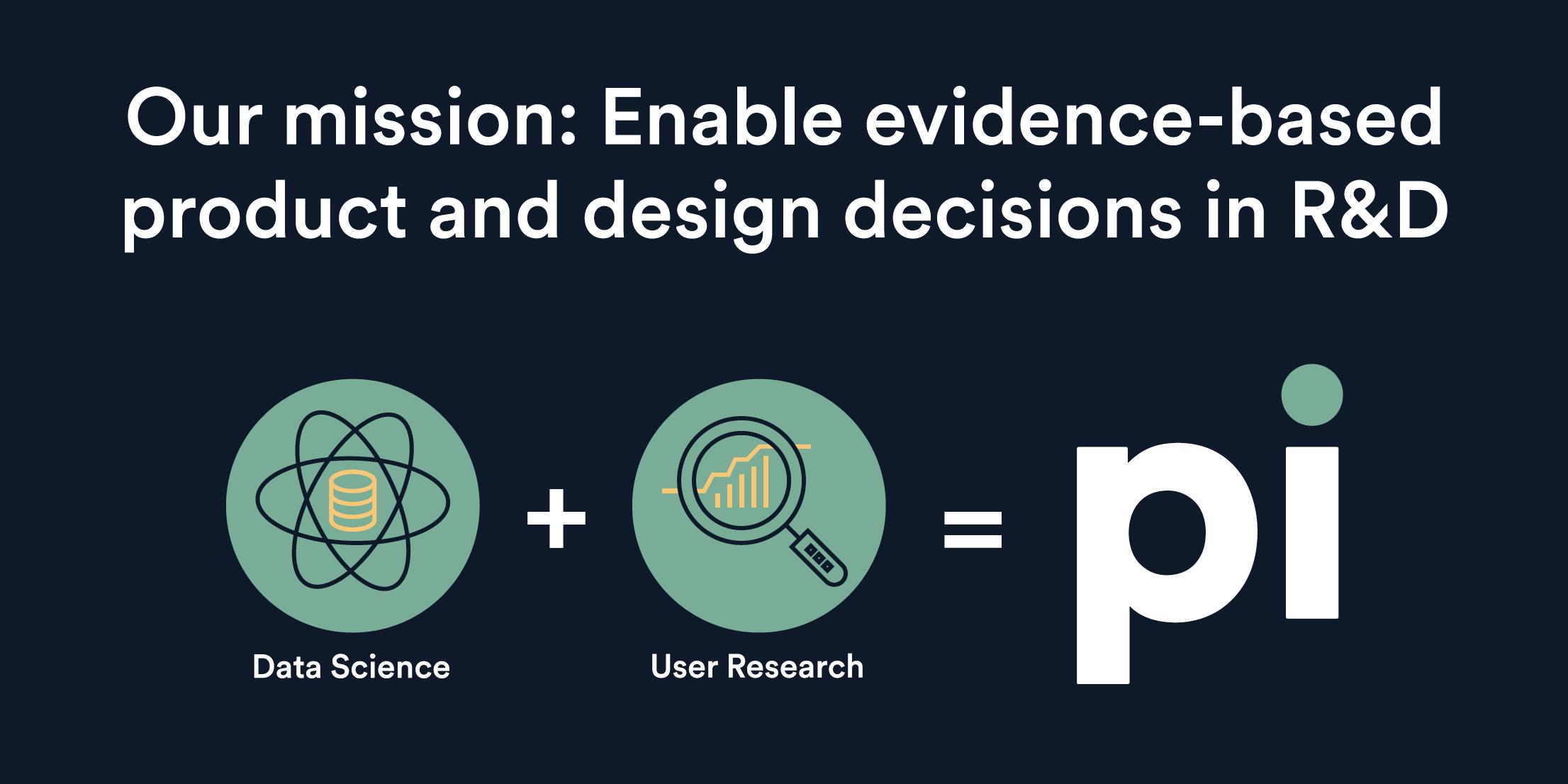 Cross-disciplinary Insights Teams: Integrating Data