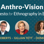Video screenshot of Anthro-Vision: A Manifesto for Ethnography in Business